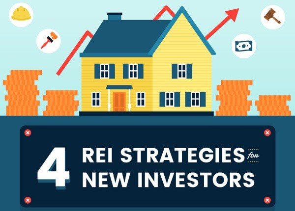 4 Real Estate Investment Strategies For Newbies