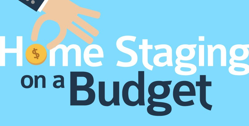 The Five Golden Rules of Home Staging on a Budget