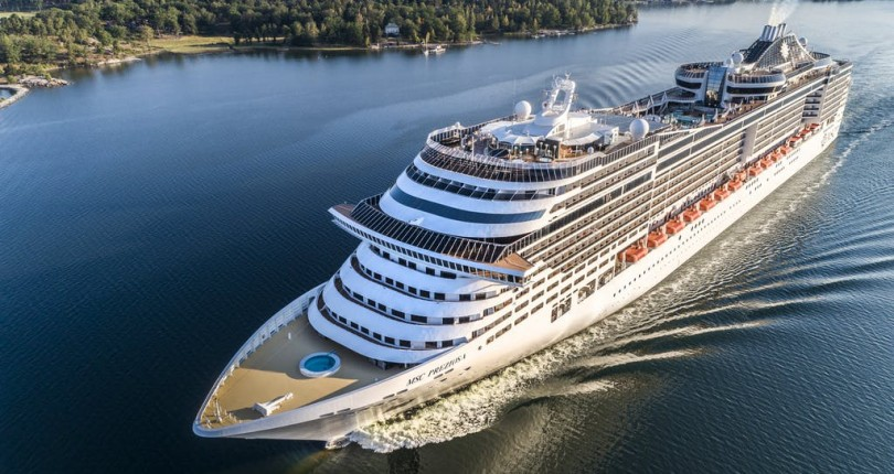 Can You Retire on a Cruise Ship?